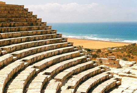 Kourion Theater