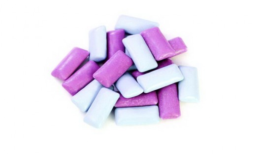 #1: Chew sugar-free gums.