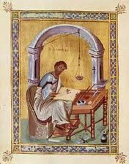 LUKE WRITING 2000 YEARS AGO