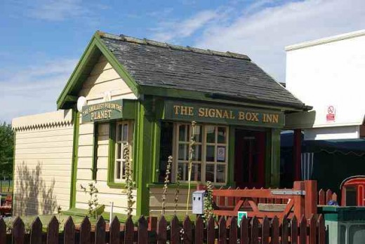 The Signal Box Inn  flickr.com