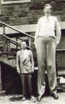 Robert Wadlow, tallest man ever