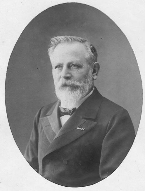 Architect Charles Solubre