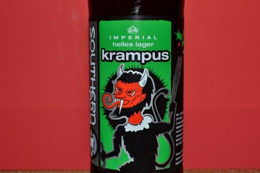 Krampus Imperial Helles Lager