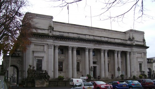 Glamorgan Building, Cardiff