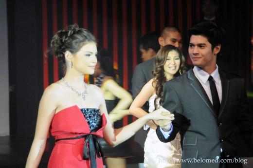 Rhian Ramos and JC De Vera