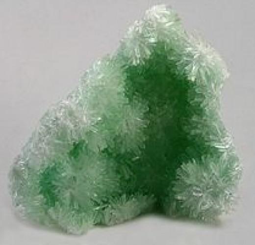 Chemical Sedimentation - Gypsum