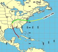Camille had changed its predicted course; rather than hitting Florida, it was now headed directly for Gulfport and Biloxi