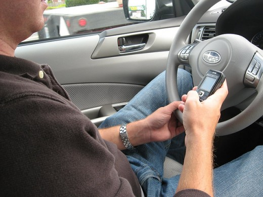 PLEASE, TEENAGERS AND SOME ADULTS . . .DO NOT TEXT AND DRIVE. THIS IS AS DUMB AS MIXING ALCOHOL AND DRUGS AND DRIVING.