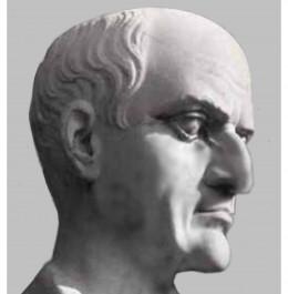 Gaius Maecenas, the great patron of Augustan Rome