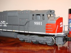 How To Change The Road Number on A Lionel Locomotive