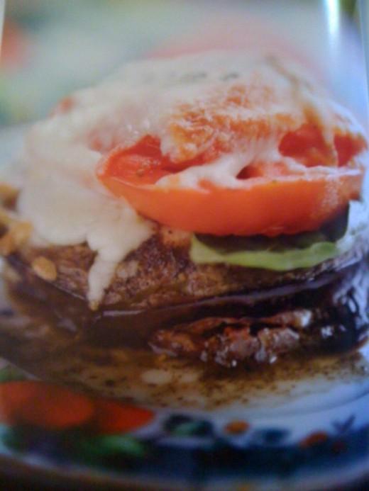 Neapolitan Salad at Alexander's.
