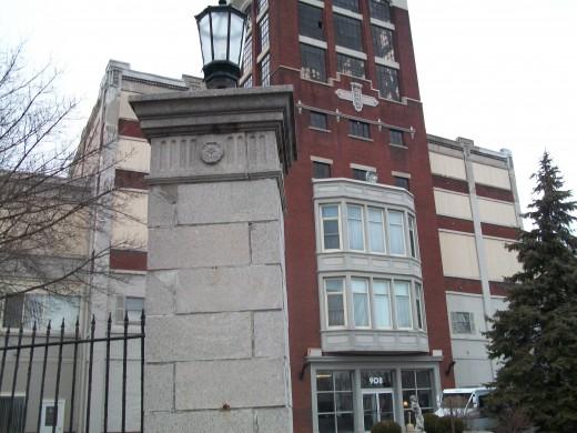 Wurlitzer Building, North Tonawanda, New York