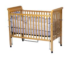 From Crib to Toddler bed by 3 yrs. old