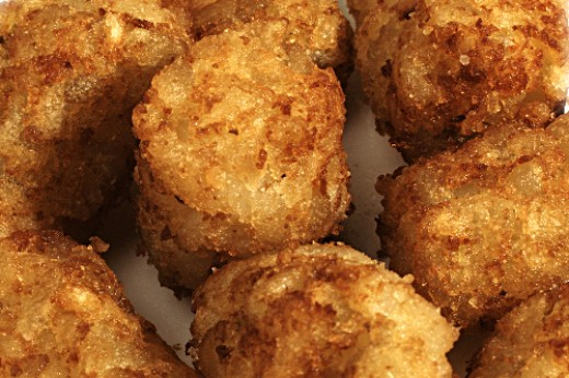 Tater Tots were first invented back in 1953. They have become more and more popular every year.