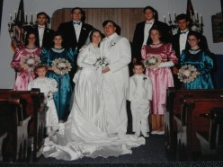 A Wedding Remembered but Not Money Encumbered