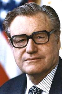 41st vice president of the United States, Nelson Rockefeller. Courtesy Wikipedia.org.
