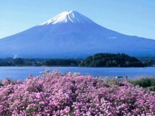 Mount Fuji, Japan - Dormant