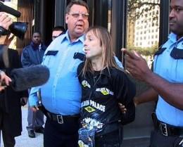 Arrested nine times