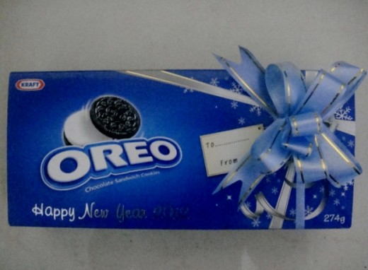 A present from Oreo