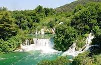 The park, which was the seventh to be granted national park status, also provides hydro-electro power for the town of Sibenik and the surrounding area.