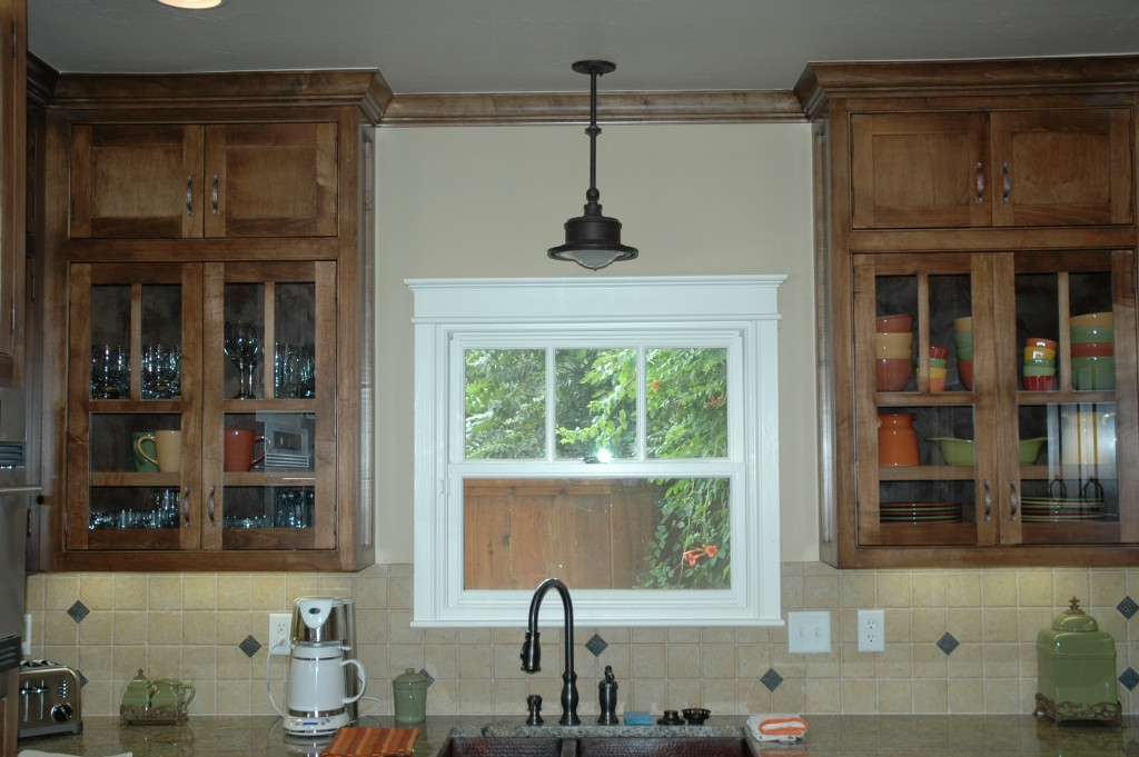 Kitchen renovation tips for a new look using existing for Adding new cabinets to existing kitchen