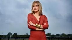 Linda Gray as Sue Ellen Ewing