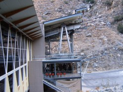 Visiting the Aerial Tramway in Palm Springs, California