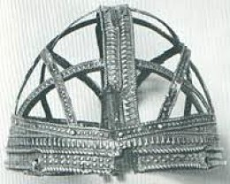 Thorsbjerg warrior's cap