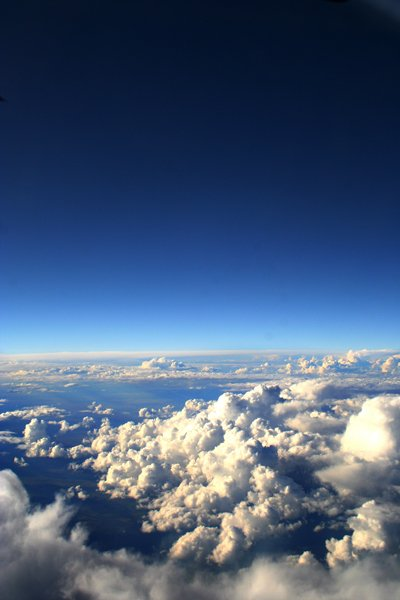 The Sky Blue