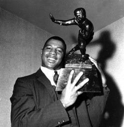 Ernie Davis - Football Phenom From Syracuse