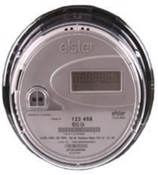 Smart Meter | image credit: U.S. Department of Energy