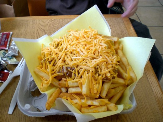 Have you ever had real homemade chili cheese fries?