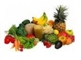 Eat lots of Fruit and Vegatables