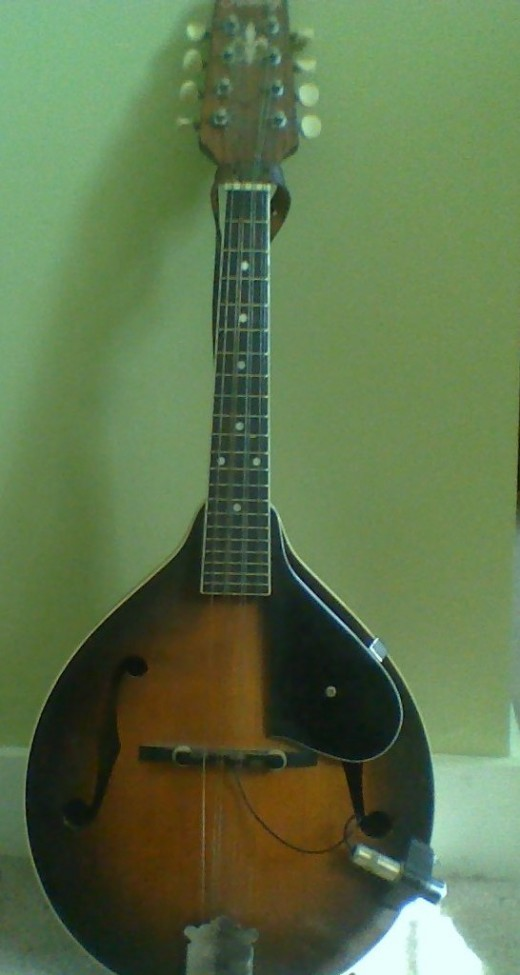 Music: My enchanting mandolin