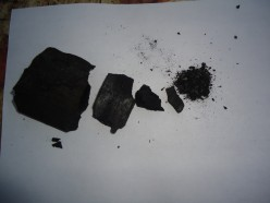 Activated Charcoal for Medicinal Use