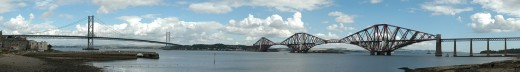 Forth Road and Rail Bridges