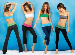 Why Yoga Pants Are Sweeping the Nation