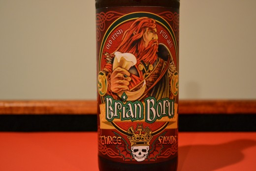 Brian Boru Old Irish red Ale