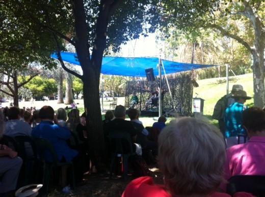 Adelaide Writers Week 2012
