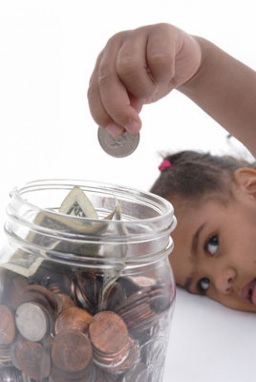 Saving dollars and cents - it all adds up