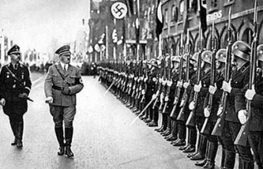 Nazi's in WW2