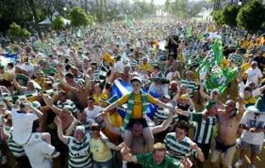 The Glasgow Celtic Way