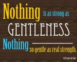 The Fruit Of The Spirit Is Love (Part 5. Love's Aspect - Gentleness)