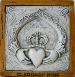 The Irish Legend of the Claddagh Ring