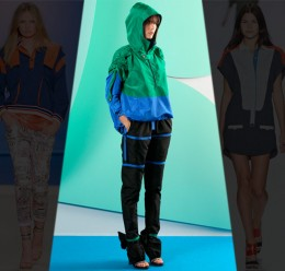 Kenzo Spring Collection: Sporty Chic