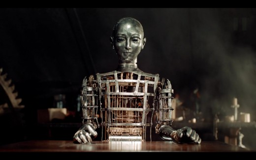 "THIS AUTOMATON IS ONE OF THE STARS OF ""HUGO"""