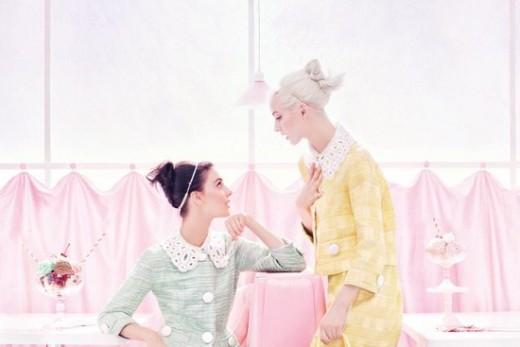 Louis Vuitton Spring Ad Campaign
