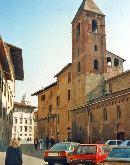 Florentine street scene