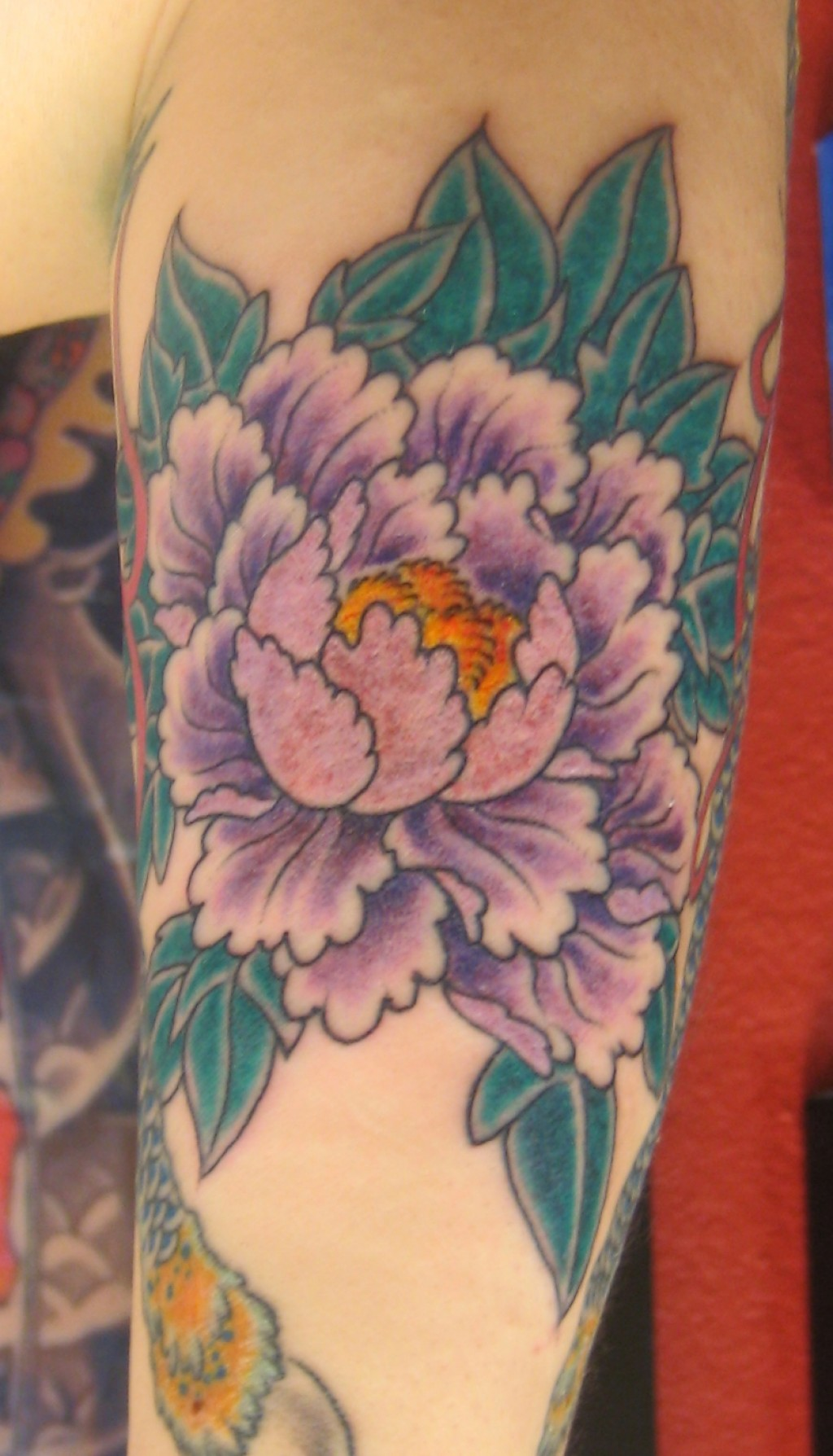 Peony Flower Tattoo: Peony Flower Tattoo Designs And Meanings