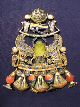 Pendant from King Tut's Tomb